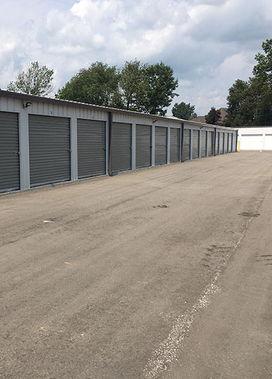 Building A right self storage unit